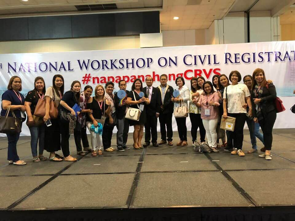 9TH NATIONAL WORKSHOP ON CIVIL REGISTRATION