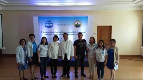 LGU, NGO hold seminar to combat  micronutrient deficiency in Lubao (16)