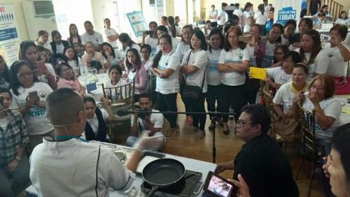 LGU, NGO hold seminar to combat  micronutrient deficiency in Lubao (7)